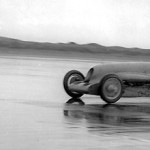 Pendine Sands again, this time in 1927
